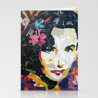 jenny liz rome Stationery Cards featuring Liz by Phil Fung