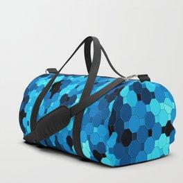 Blue Flooring..... Duffle Bag