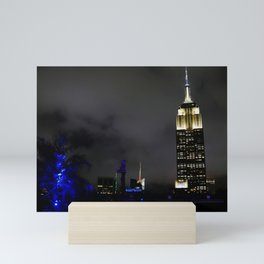 Night Empire Mini Art Print
