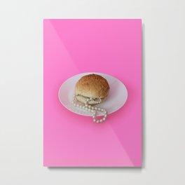 Happy Meal Metal Print