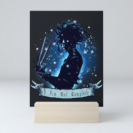 I Am Not Complete Mini Art Print