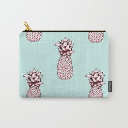 Pineapple & Mint Carry-All Pouch