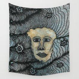"""waking life"" Wall Tapestry"