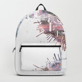 INTELLIGENT DANCE MUSIC Backpack