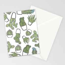 The Cactaceae Collection - Mix Stationery Cards