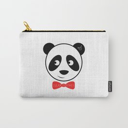PANDA - CLEAN CLOTHES BY MELVIN JONES Carry-All Pouch