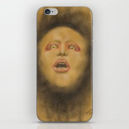 Face iPhone Skin