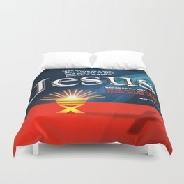 The Name Duvet Cover