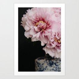 Pink Peonies IV Art Print