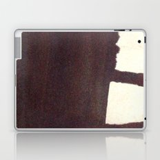 left hand side heavy, match stick Laptop & iPad Skin