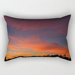 The Sunrise of Dreams Rectangular Pillow