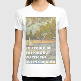 The River of Queens T-shirt
