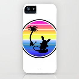 Surf Alola iPhone Case