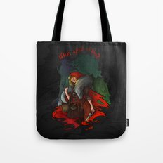 Who's Afraid of Who? Tote Bag