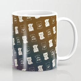 FORTUNE PATTERN Coffee Mug