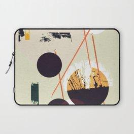 Abstract geometric art Laptop Sleeve