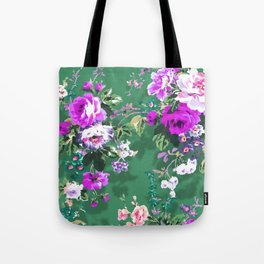 Bouquets with roses 5 Tote Bag