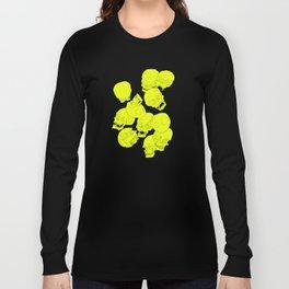 Neon Skulls Long Sleeve T-shirt