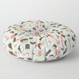 Yummy Sushi! Floor Pillow
