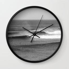 Bells Surf Surf Session Wall Clock