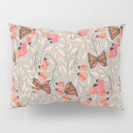 Monarch garden 001 Pillow Sham