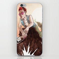 Rebel Ariel iPhone Skin