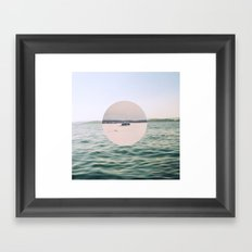 Inbetween Seasons Framed Art Print