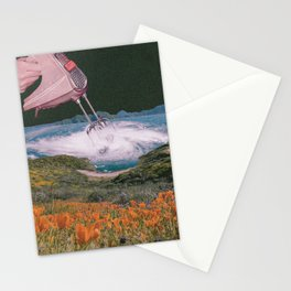 man made Stationery Cards