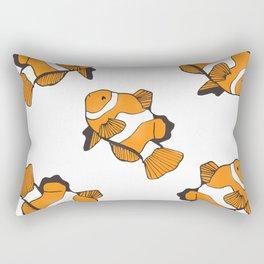 Sea-life Collection - Clownfish Rectangular Pillow