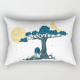 Wonder Girl Fantasy Art Rectangular Pillow
