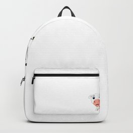 Cows Make Me Happy For The Souther Attitude graphic Backpack