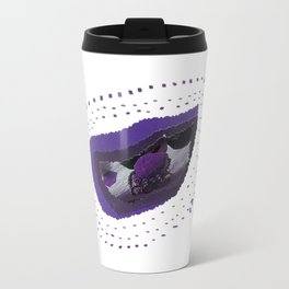 Purple love Travel Mug