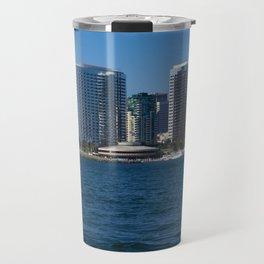 Sunny San Diego Travel Mug