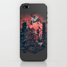 The Showdown iPhone & iPod Skin
