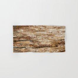 Wood Hand & Bath Towel