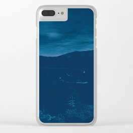 0306 Clear iPhone Case