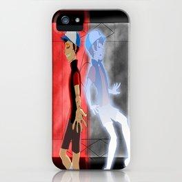 Bipper and ghost Dipper iPhone Case