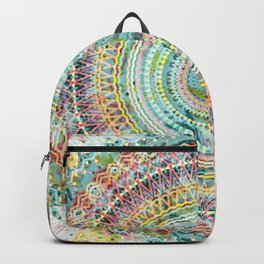 Ancient wallpaper Backpack