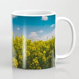 Summer Gold Coffee Mug