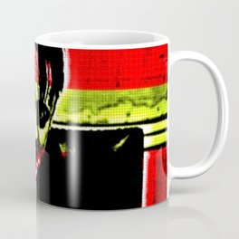 Glass Of Gas Coffee Mug