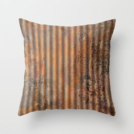 Asian atmosphere Throw Pillow
