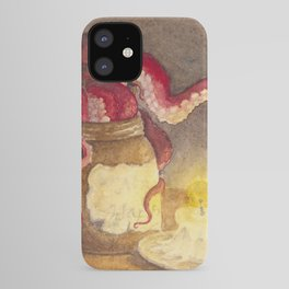 Out of the Jar, Into the World iPhone Case