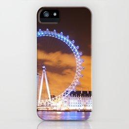 London Midnight Eye iPhone Case