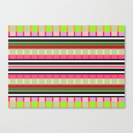 Stripe 6 Canvas Print