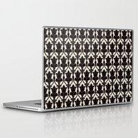 221b Laptop & iPad Skins featuring 221B by Jessica Cushen