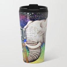 Elephant II Metal Travel Mug