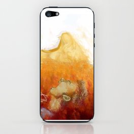 Boldness Enhanced iPhone Skin