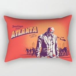 No Place Like it! Rectangular Pillow