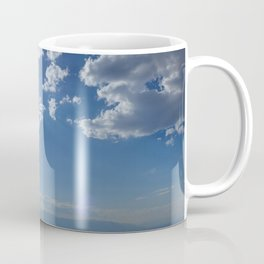 California into Nevada view Coffee Mug