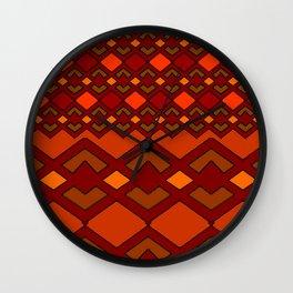 Autum Dayz Wall Clock